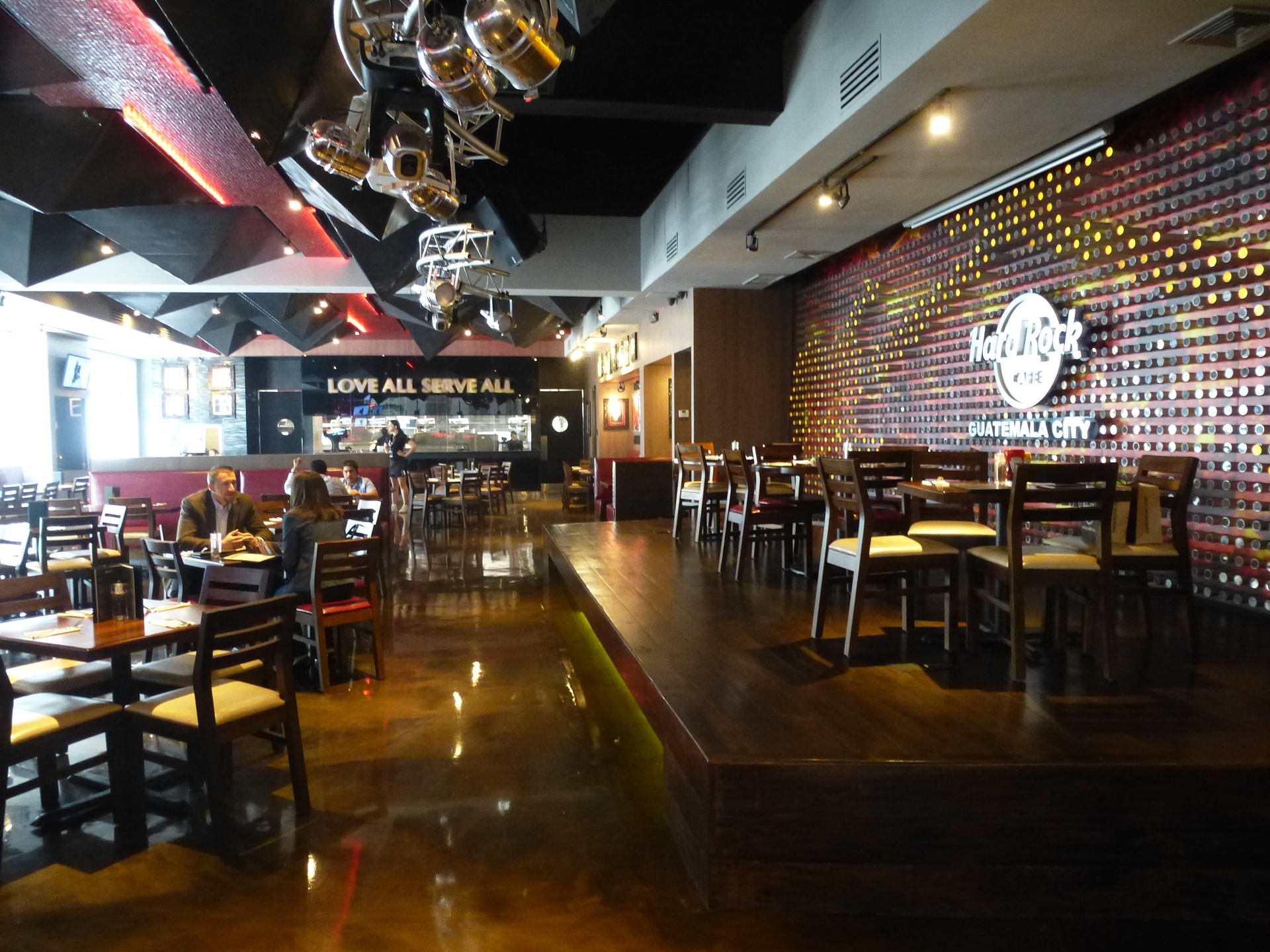 Hard Rock Cafe Guatemala City